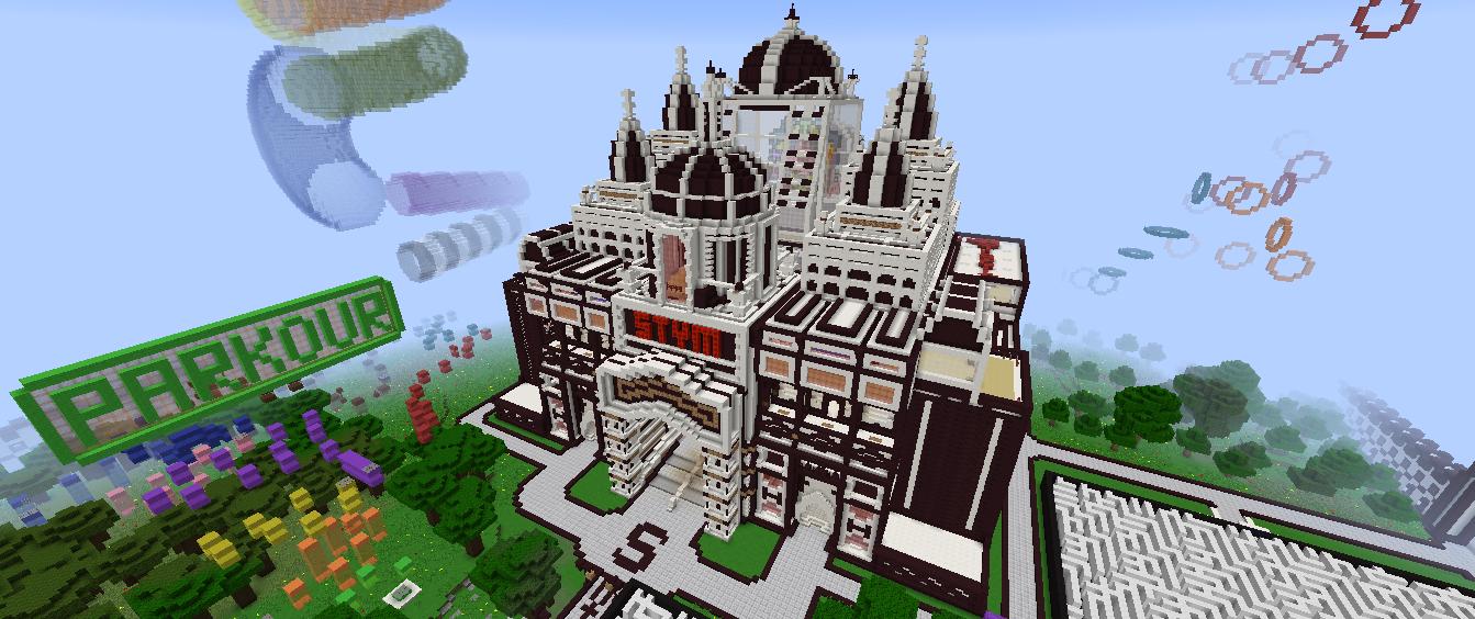 Redstone Server | A Minecraft server running on purest redstone!